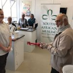 AN ESCAPE FROM POVERTY THROUGH A R283 000 BAKING SCHOOL INITIATIVE, FUNDED BY SAMCT