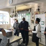 A R572 000 DONATION BY THE SAMCT TAKES BAKING FOR PORT ELIZABETH'S HISTORICALLY DISADVANTAGED TO A NEW LEVEL
