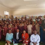 R610 000 Library And Media Centre Donation Takes Disadvantaged Inanda School to A New Level